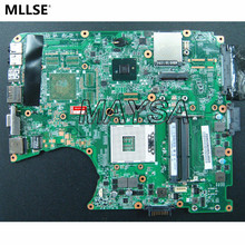 A000075380 laptop motherboard fit for toshiba satellite L655 L650 31BL6MB0000 DA0BL6MB6G1 HM55 DDR3 100% working(China)