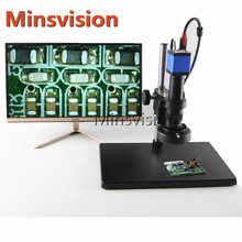 1080P HD HDMI + VGA electronics industry digital CCD microscope mobile phone watch computer maintenance magnifying glass