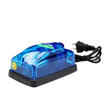 1Piece Home 3W Super Silent Adjustable Aquarium Air Pump Fish Tank Oxygen Air Pump(China)