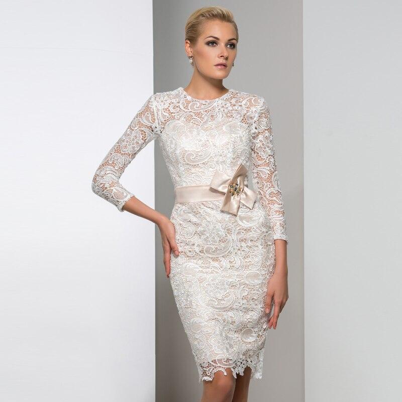 Платье горох с кружевом фото