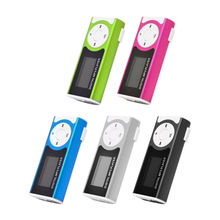 Practical Digital MP3/MP4 Player Rechargable LCD For Ipod Media Music Player New HOT