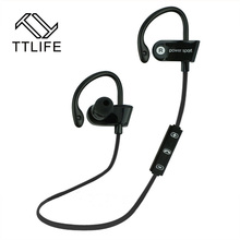 Original Bluetooth Earphone TTLIFE Wireless Sport MP3 Earphones With Microphone Earbuds For iPhone xiaomi Android Smartphone