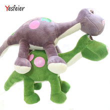 wholesale small toy Cute Dinosaur plush toys  Sucker plush doll stuffed baby pillow