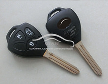 3 Buttons Remote Key Shell For Toyota Camry (band open a door button) For Hongkong Taiwan