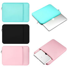 "Notebook Sleeve Protector For Mac Book 13"" Macbook Air / Pro Laptop Sleeve Carry Bag Case Pro Waterproof Cover(China)"