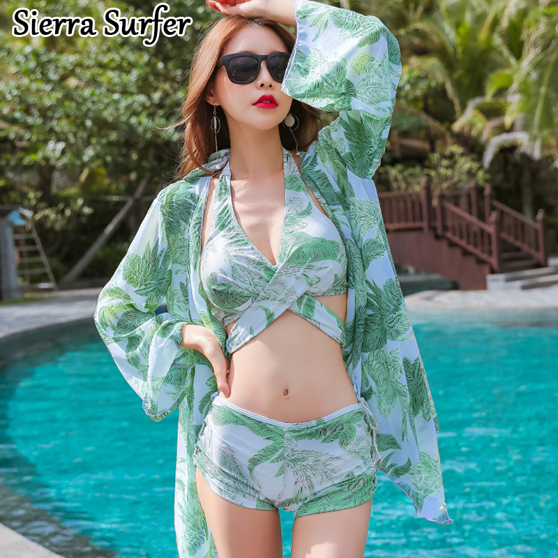 Womens Swimsuits Biquines For Women 2018 Swim Wear Bathing Robe Sexy Bikini Female Swimsuit Swimwear Suits Bath Womens Three<br>