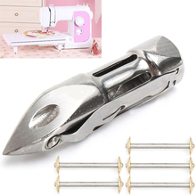 1pc Stainless Steel Shuttle Bobbin Case Mayitr For Singer 27 28 127 128 Treadle Sewing Machine