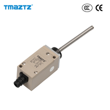 Limit switch AC DC NONC 380V 10A stainless steel head self reset travel switch IP65 waterproof HL-5381 high quality