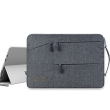 New Laptop Bags for Microsoft Surface Pro 3/4 Computer Bags for Women 12.3 inch Men Tablet Case Notebook PC Cover Laptop Sleeve(China)