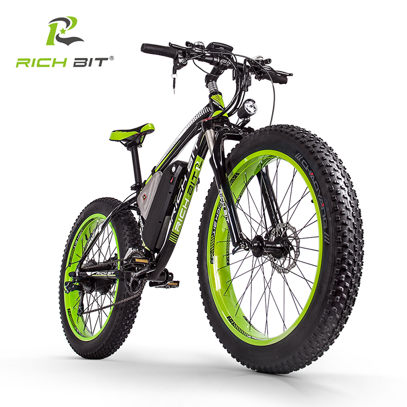 RichBit RT-012 Plus 21s Electric Bike 17AH 1000W