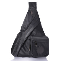 Nylon Men Messenger Shoulder Cross Body Bag Rucksack Laptop Satchel School Book Military Travel Climb Camp Sling Chest Back Pack