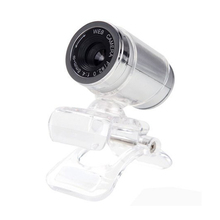 White Desktop Webcam USB 12.0MP High Definition Web cam Computer Camera w/ MIC for PC Laptop Skype MSN Messager