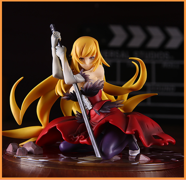 free shipping Kiss-Shot Acerolaorion Heartunder Blade PVC Action Figures collection model toys boxed<br><br>Aliexpress