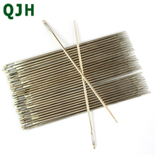 "12pcs 4size Hand Stitches Stainless Steel Embroidery Needle Needlework knitting Needles Arts & Crafts Sewing Tools 4"" 5"" 6"" 7""(China)"