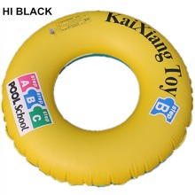 2017 New Adult Thicker high quality Inflatable Swimming Float Tube Ring Raft Pool Float Swim Ring Summer Water Fun Pool Toys(China)