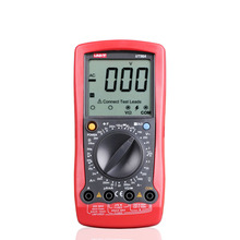 2016 Original UNIT UT58A Professional Electric Digital Multimeter LCD Digital Multimeter AC DC Voltage Current Capacitance