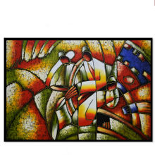 Picasso Oil Painting Hand painted Copy World Famous Abstract paintings Wall Art Picture for living Modern Canvas Paintings
