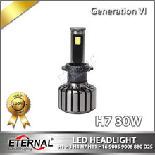 10prs 60W headlight kit H4 H13 9004 9007 LED headlight bulb automotive car motorcycle offroad 4x4 truck tractor agriculture