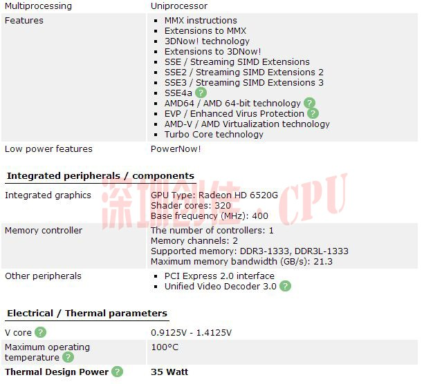 Интернет магазин товары для всей семьи HTB17FMMKpXXXXX3XFXXq6xXFXXXz Оригинальный AMD Процессор A6-3420M AM3420DDX43GX A6 3420 м чипсет PGA процессор ноутбука a6 3400 м