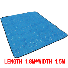 1.8m*1.5m Ultra-light EVA Moistureproof Cushion Picnic Mats Tent Outdoor Camping Mat(China)