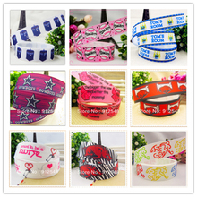 YJHSMY 22mm Sports Series printed grosgrain ribbon,Clothing accessories accessories, wedding gift wrap ribbon, MD51421