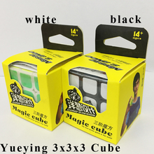 Moyu Onion Yueying 5.7cm 3x3x3 SpeedCube 3Layer Magic Cube White or Black Professional Cong's Design Puzzle Toys For Children(China)