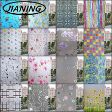 60cm wide*600cm long Frosted opaque glass film window stickers bathroom balcony shift gate insulation film shading sunscreen