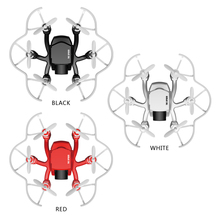 FQ777-126C 2.4Ghz Mini Spider With 2.0MP HD Camera Dual Mode One Key to Return RC Hexacopter RTF Red,White,Black
