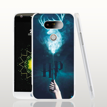18207 Harry Potter Movie Poster Magic Wand Unique cell phone case cover for LG G5 G4 G3 K10 K7 Spirit magna
