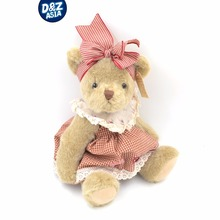 Cute ballet shy rabbit bunny teddy bear plush toys pillow gift birthday gifts(China)