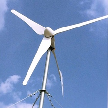 2000W Wind Turbine Generator 48V 3m/s with charge controller(China)