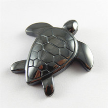 Hematite made sea turtle charms for jewelry making handmade crafts collection animal scrapbooking accessory unique new design