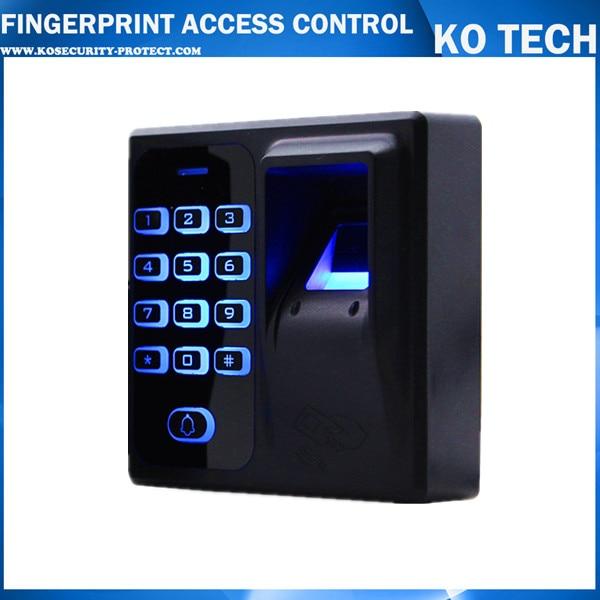 Biometric Standalone Fingerprint Access Control RFID Reader Scanner Sensor For Door Lock<br>