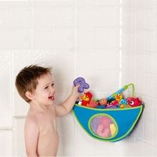 Waterproof Toy Hanging Storage Bag vacuum bags Baby care Home decoration Baby Kids Bath Tub Toys organizer