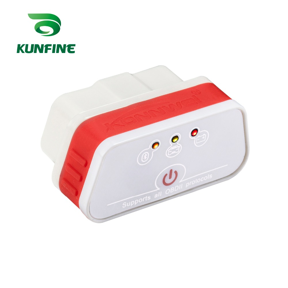 Auto Diagnostic Tool Car engine code Scanner Vehicle fault reader KF-A1184_8404