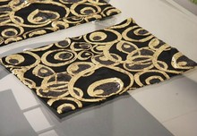 #161 promotion hot sale circle luxury sequin table mat&placemat mat wholesale freeshipping 4pcs/lot