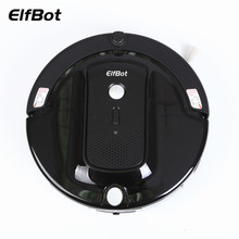 Elfbot FS911 Robot Vacuum Cleaner With Camera Mobile Wifi App Control Robot Vacuum Cleaning Machine(China)