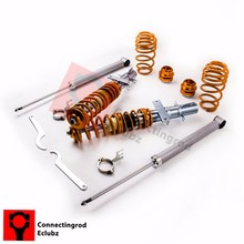 Coil Spring Strut Coilover Full Kit for VW Polo 6R Audi A1 8X 1.2 TFSI-2.0TDi 1.2 TSI 1.4 1.4 GTI Coilovers Suspension Springs
