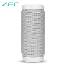 AEC colorful Waterproof LED light Portable Bluetooth Speaker BQ - 615S Wireless Super Bass Mini Speaker with Flashing Lights FM