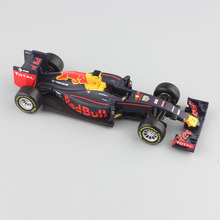 1:43 Scale 2016 F1 formula 1 Red Bull Racing TAG Henuer RB12 No.33 Max Verstappen metal die cast car collection model toys boys(China)