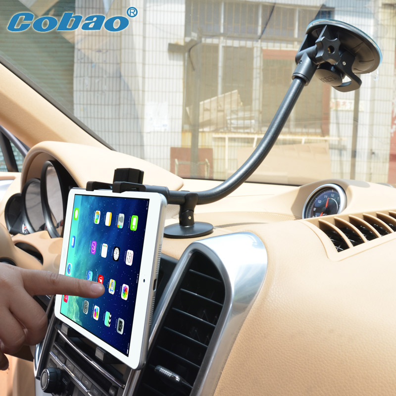 Universal Tab Car Holder Tablet Windshield Stand Mount Long Arm Support Holders 360 Rotation with 5 &amp; 11 Holder for Tablet<br><br>Aliexpress