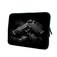 Free Shipping 7 8 10.1 12 13 14.1 15 15.6 17 Inch Neoprene Inner Bag Case Cover Anti-shock Computer Bag For Apple Lenovo Acer HP