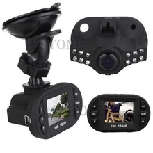 1080P Angle 120 Full HD IR Night Vision Car DVR Vehicle Camera Video Recorder Dash Cam(China)