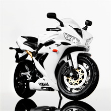 Maisto 1/12 YAMAHA YZF-R1 Diecast Motorcycle Model Black Color STREET GLIDE MOTORCYCLE Model Collection Kids Gifts(China)