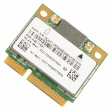 1 x Network Wireless WiFi Card 802.11N 1202 AR5B22 For Gateway ZX4270 Laptop Network Cards P15