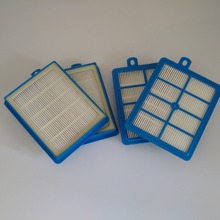 4-PACK Hepa Filter for Philips FC9000-FC9099, FC9100 - FC9199, FC9200-FC9299 Canister Vacuum Cleaners(China)