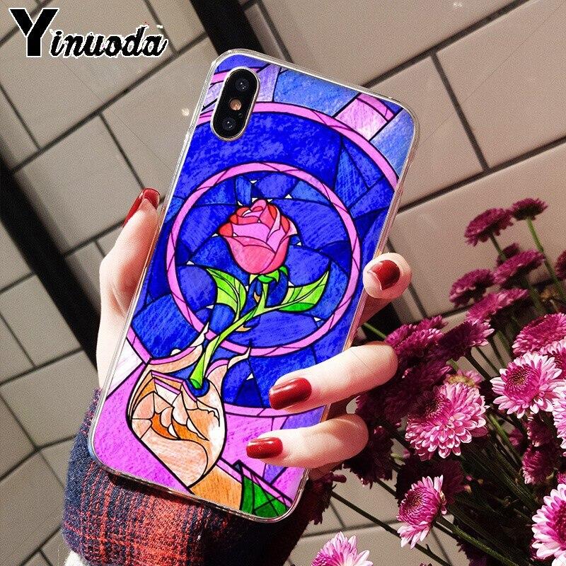 Beauty Beast Rose Princess Art