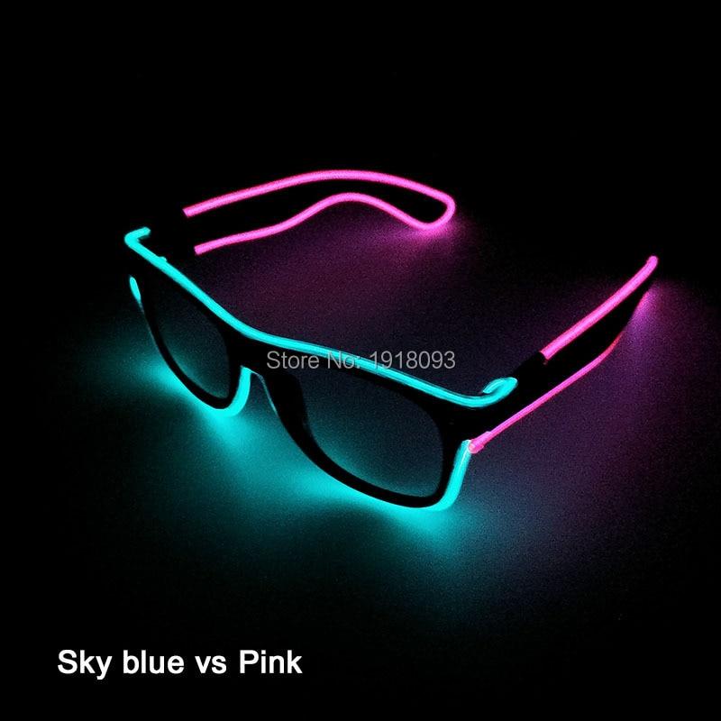 sky blue vs pink