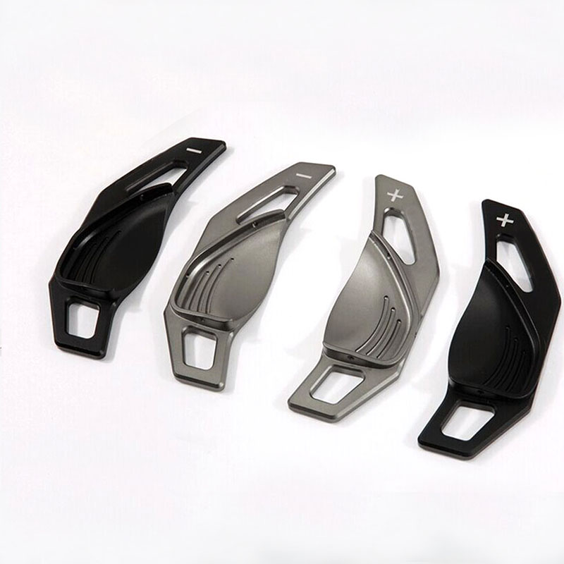 High Quality Aluminum Steering Wheel Shift Paddle Shifter Extension Fit For Kia K5<br>