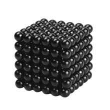 5mm 216pcs Neodymium Magnetic Balls Spheres Beads Magic Cube Magnets Puzzle Figurines Birthday Present